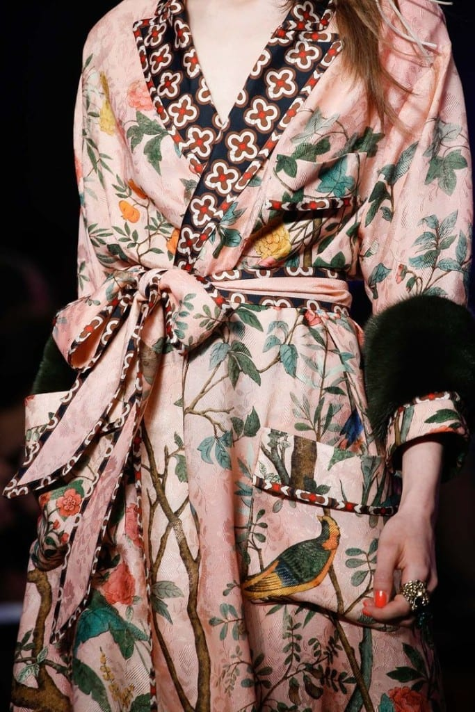 gucci ss 2016, pijama runway, uscire in pigiama, theladycracy.it, elisa bellino, fashion blog italia