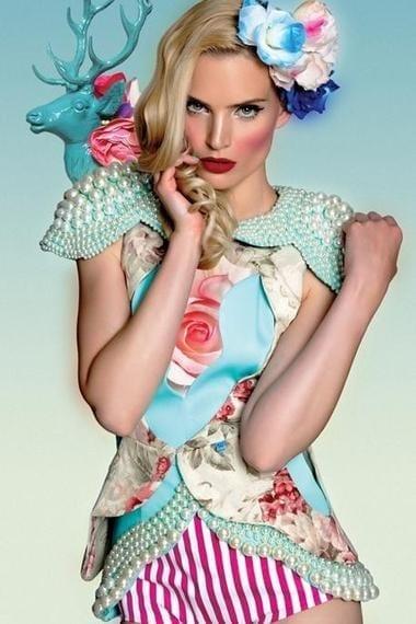 ANA LJUBINKOVIC, elisa bellino, theladycracy, fashion trends, new fashion designer, fashion blog, fashion bloggers