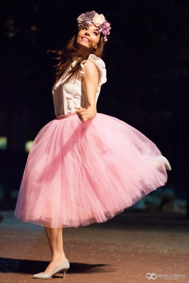 pink, pink tulle skirt, elisa bellino, theladycracy.it, fashion blog italia, _.