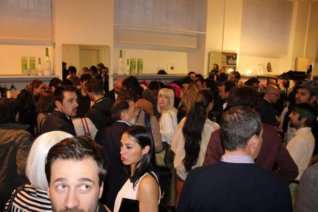 PRESS PARTY DI NOWORDS