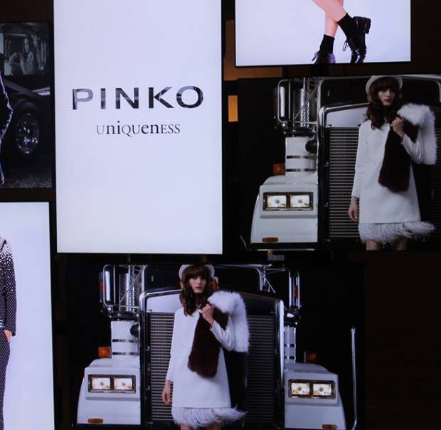 PINKO UNIQUENESS