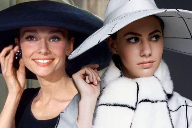 -Emma-Ferrer-Audrey-Hepburn,Audrey Hepburn Emma Ferrer www.theladycracy.it