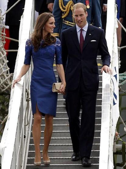 imita il look di Kate