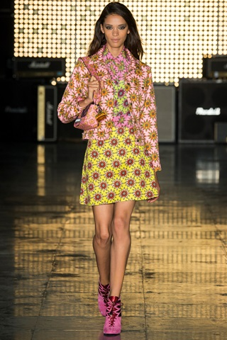 crop top,LFW, THELADYCRACY, ELISA BELLINO,  house of holland, spring, flower trend, SUMMER TRENDS 2015,