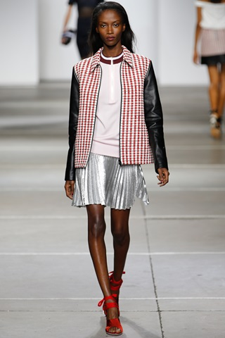 plissè trend,LFW, THELADYCRACY, ELISA BELLINO, skirt trend, topshop unique, SUMMER TRENDS 2015,
