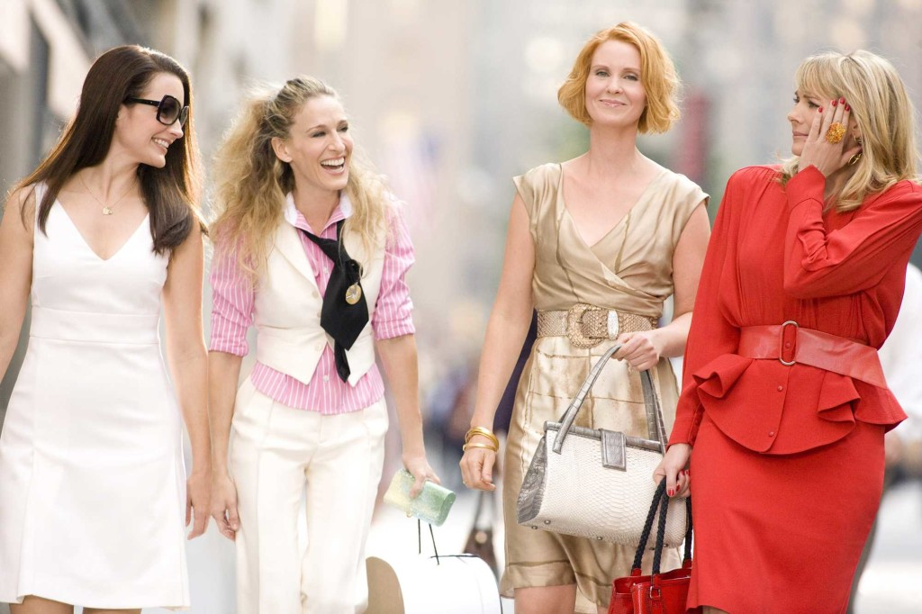 sex and the city, carrie bradshow, sarah jessica parker, best fashion movie, theladycracy, elisa bellino,