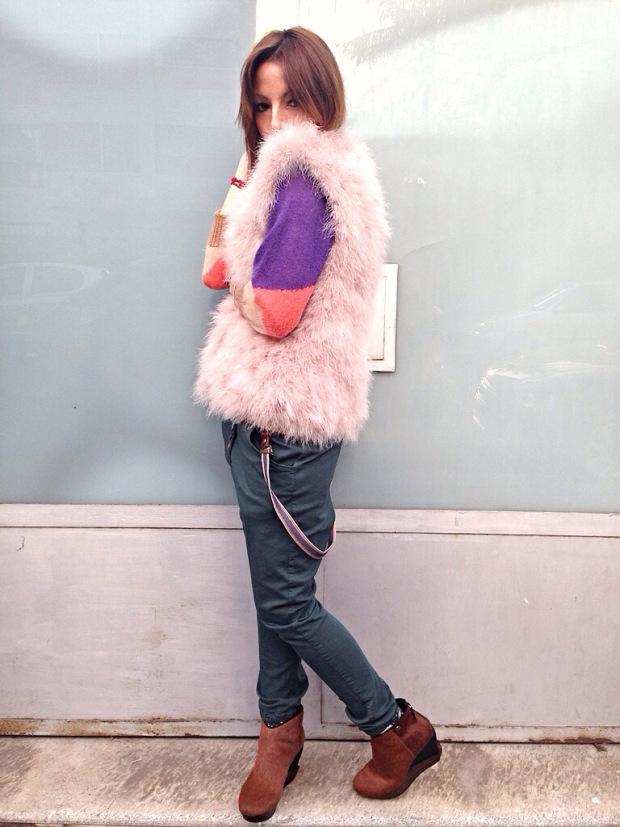 elisa bellino outfit