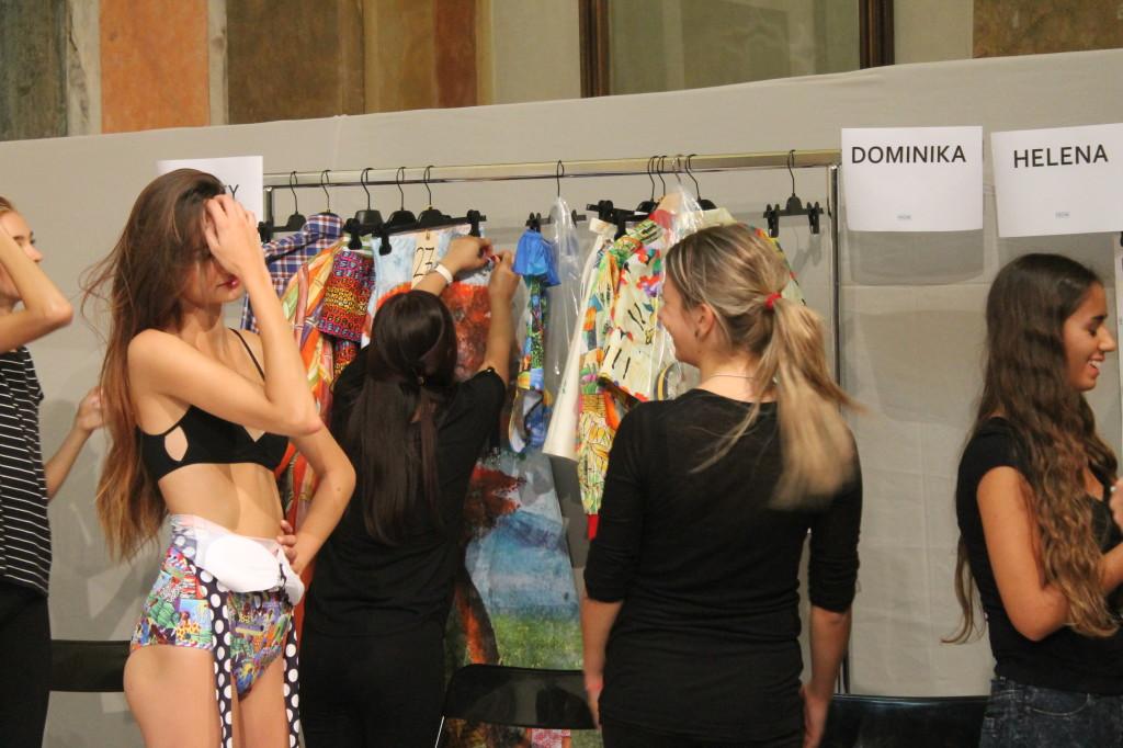 stella jean, mfw pe2015, haiti, elisa bellino, fashion report, theladycracy
