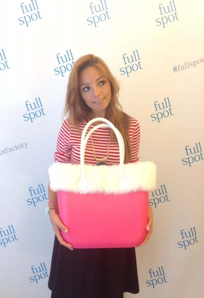 full spot, o bag, pink is good, prevenzione donna, elisa bellino, fashion blogger milano, o clock, o bracelet, o basket
