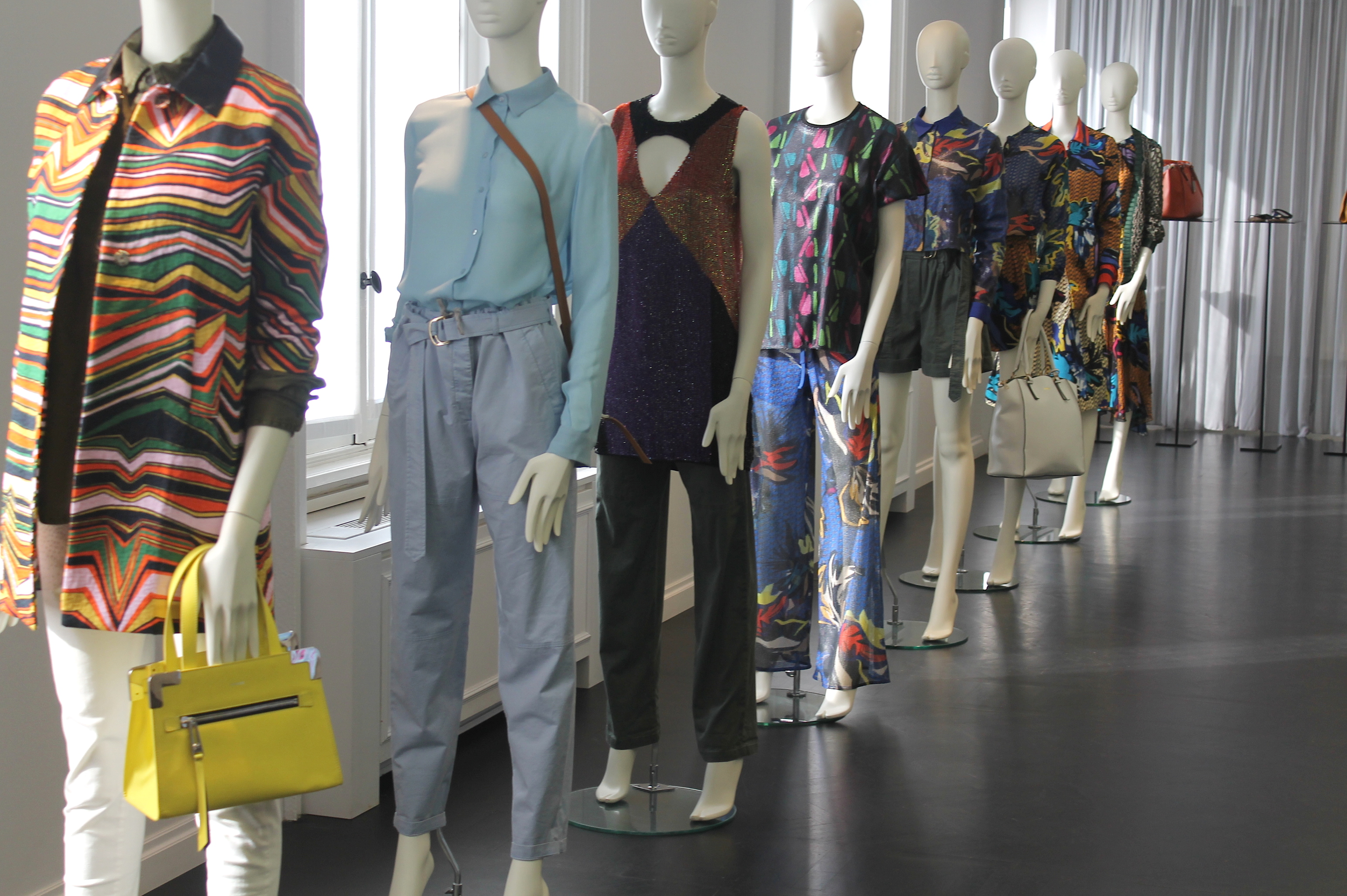 on sale 7a02d a020d Press day event: THE NEW PINKO 2015 SPRING/SUMMER COLLECTION ...