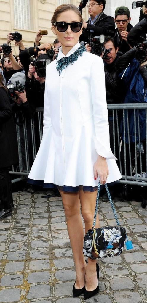 white shirt, camicia bianca, come portare la camicia bianca, olivia palermo, come si vestono le star,  theladycracy, elisa bellini, fashionblogger