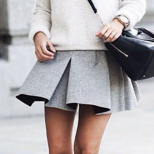 come scegliere la gonna giusta, theladycracy.it, fashion blog italia, top fashion blogger italiane, mini collegiale, -