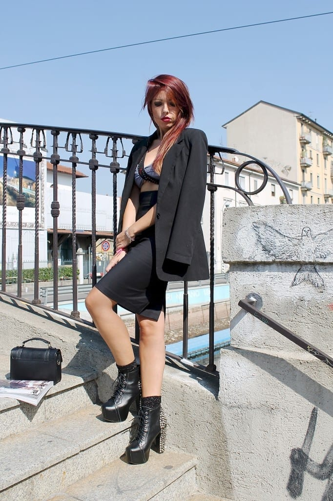 fashion editorial, fashion outfit, fashion blog italia, theladycracy.it,elisa bellino, fashion blogger italia, milano look, red hair