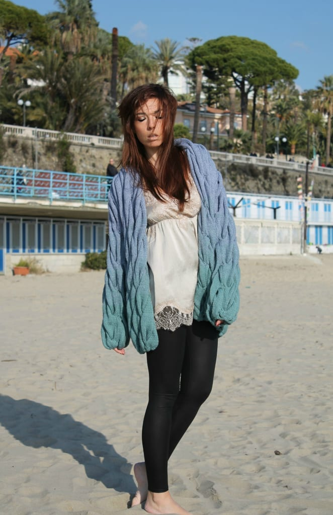 elisa bellino, wonderwool, www.theladycracy.it, maxi cardigan, cozy outfit, cozy style, wonderwool cardigan,