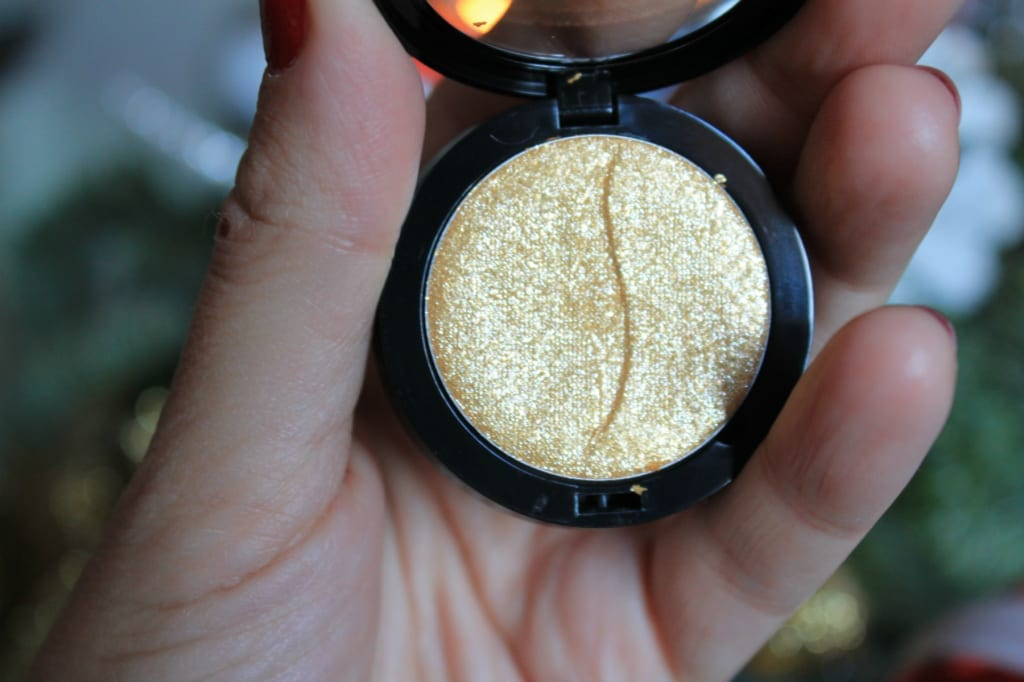 1 sephora capodanno make-up www.theladycracy.it gold make up glitter