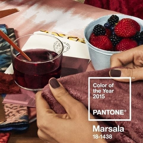 pantone marsala www.theladycracy.it