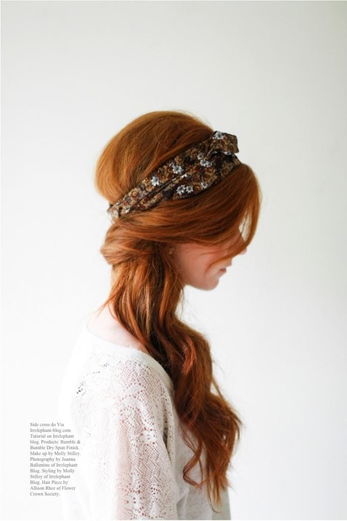BOHO HAIR STYLE WWW.THELADYCRACY.IT,di luca milano, codici sconto, professional hair products, hair trend,