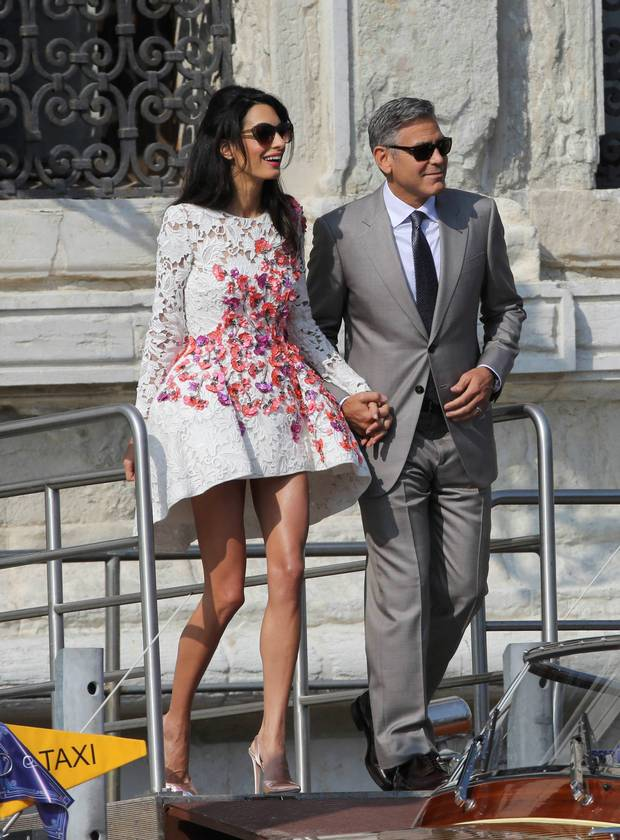 , www.theladycracy.it, best dress 2014, celebrities style,Alamuddin Amal, Giambattista Valli Couture