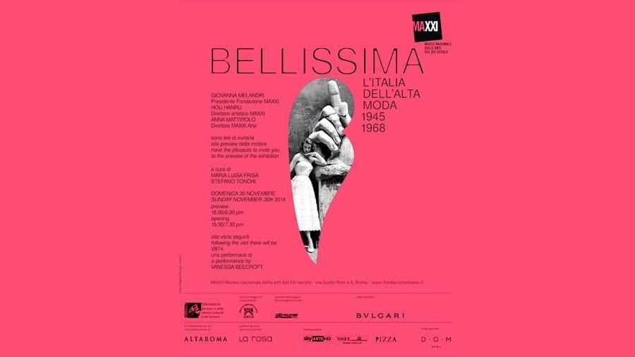 A ROMA: Bellissima.L'Italia dell'alta moda 1945-1968 www.theladycracy.it