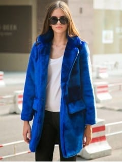 blue faux fur choies www.theladycracy.it