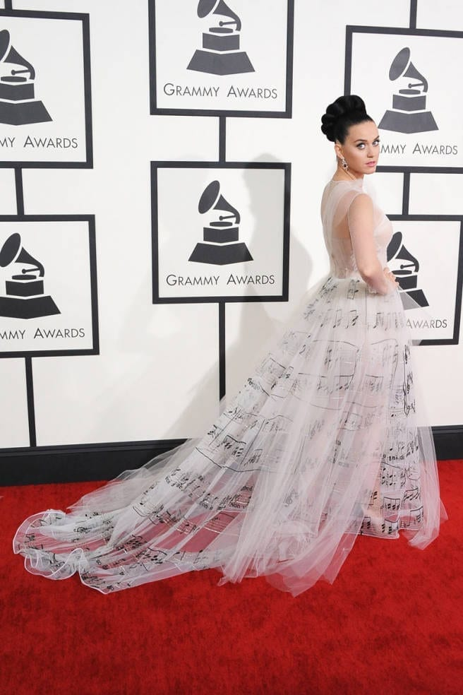 -grammys-2014-best-dressed-katy-perry,, www.theladycracy.it, best dress 2014, celebrities style
