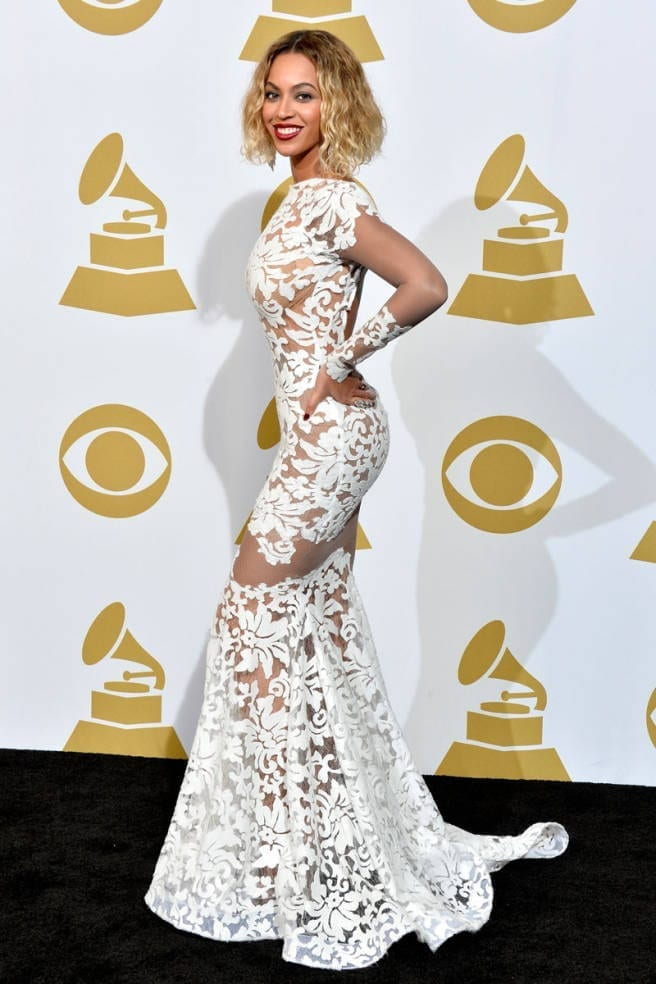 grammys-2014-best-dressed-beyonce, www.theladycracy.it, best dress 2014, celebrities style