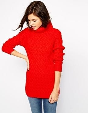 red sweater, red wool, warm gift, idee regali di natale 2014, regali low cost, gift fashion, fashion blogzine milano, best fashion blogger italy,  elisa bellino, miss selfridge, iphone custodia www.theladycracy.it, asos, pink, wishlist christmas 2014,