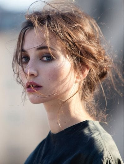 messy hair www.theladycracy.it e,di luca milano, codici sconto, professional hair products, hair trend,