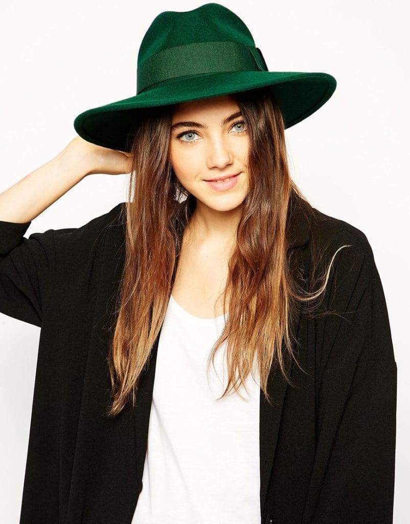 cappello modello borsalino fedora, www.theladycracy.it,  asos,www.theladycracy.it,t www.theladycracy.it, inizio saldi, cosa comprare nei saldi,outfit inspirations, fashion look,