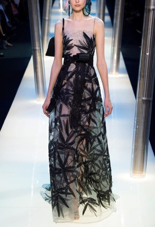 Giorgio Armani Prive Couture Spring Summer 2015 Paris