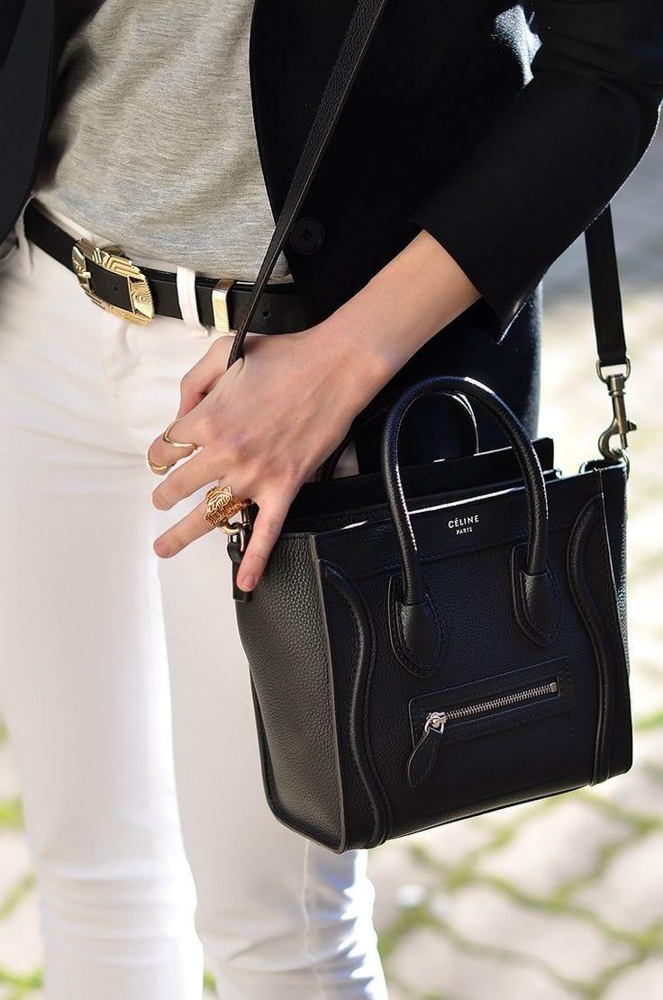celine hand bag - Quali sono le \u0026quot;borse investimento\u0026quot;?Ecco le icon bag