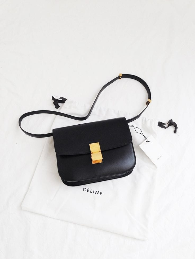 celine tracolla, icon bags, www.theladycracy.it