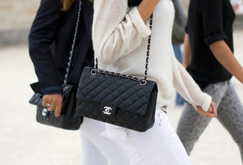 chanel, icon bags, www.theladycracy.it