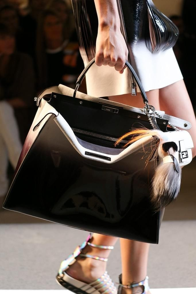 peekaboo fendi, icon bags, www.theladycracy.it