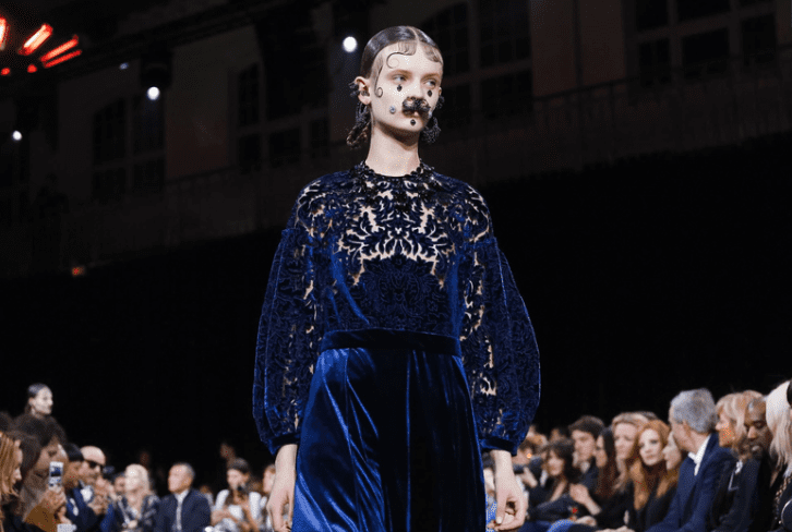 Givenchy,theladycracy.it, paris fashion week fall winter 2015, paris fashion week 2015, elisa bellino, fashion news, fashion blog italy