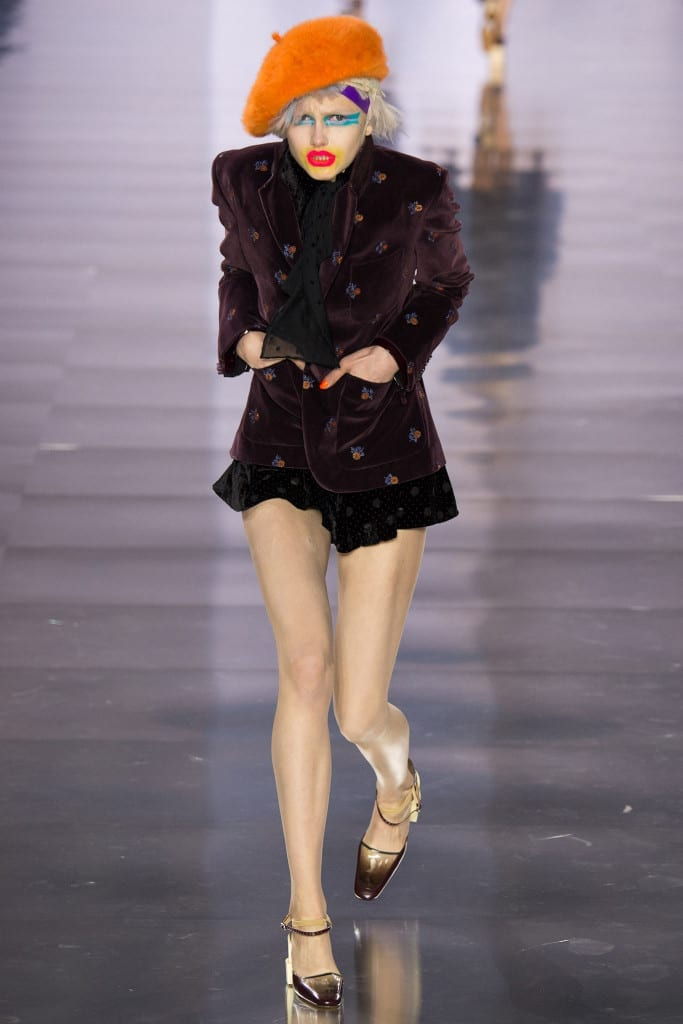 theladycracy.it, paris fashion week fall winter 2015, paris fashion week 2015, elisa bellino, fashion news, fashion blog italy, john galliano, maison margiela