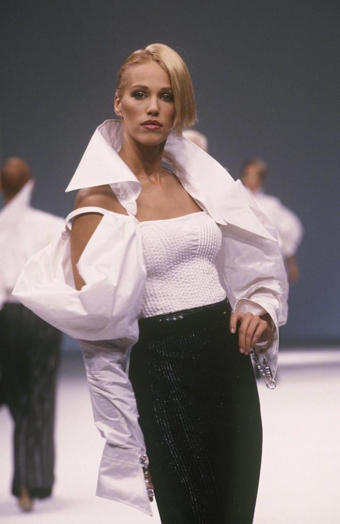 Scomposta,la camicia bianca secondo me, gianfranco ferré, palazzo reale fashion eventi, mostre moda, Milano, fashion bloggers milano, theladycracy.it, elisa bellino