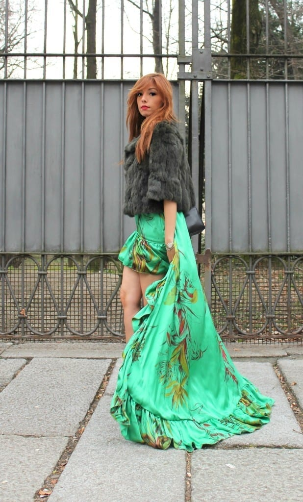 elisa bellino, fashion outfit, fashion editorial, gabriele fiorucci abito, fashion week outfit, streetstyle fashion blogger, mfw 2015, theladcyracy.it, fashion blog italia,
