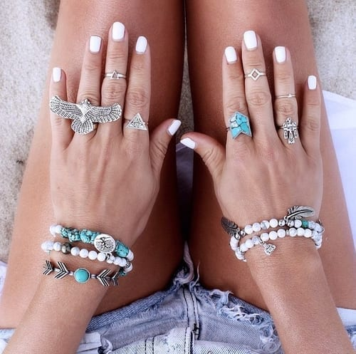 fashion blogger italia, gipsy style, cosa significa gipsy, fashion blog theladycracy.it, rings fashion