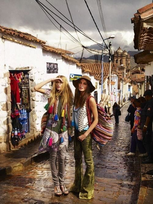 fashion blogger italia, gipsy summer look, gipsy style, cosa significa gipsy, fashion blog theladycracy.it