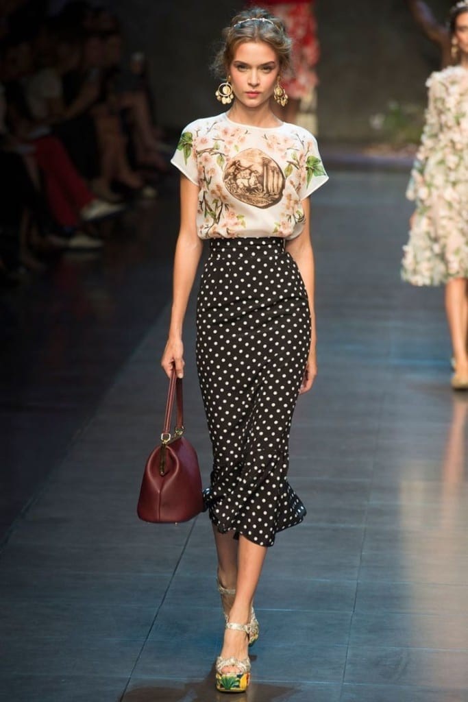 lauren-bacall, polka dot, spring trends 2015, elisa bellino, theladycracy.it, fashion blog italia, pois,