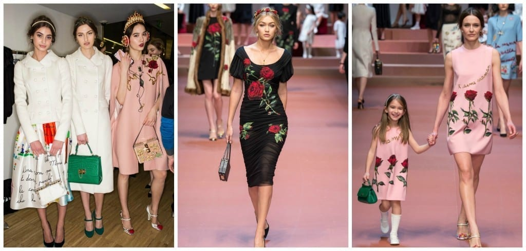 milano fashion week 2015, elisa bellino, fashion blog italia,  theladycracy.it, mfw 2015 autunno inverno, dolce and gabbana fw 2015