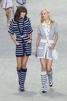 Chanel 2015 stripes, come vestire alla moda, elisa bellino, fashion blog italia, fashion blogger italia, best fashion blog italy, theladycracy.it