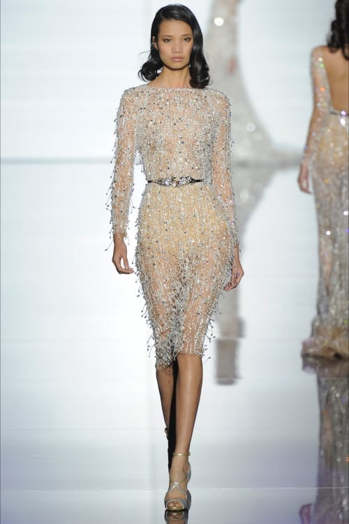 Zuhair Murad ss 2015 see through trend,see through clothes, theladycracy.it, elisa bellino, fashion blog italia, fashion blogger italia,
