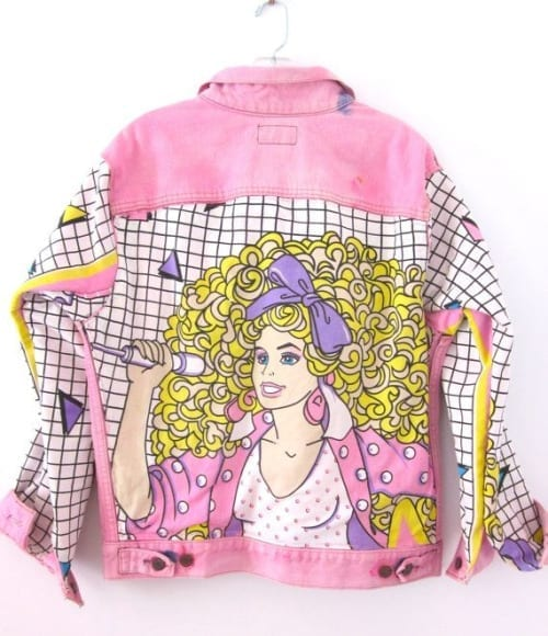 barbie 80 jacket,roba anni 80, roba anni 90, theladycracy.it, elisa bellino, best fashion blogger italy, fashion blog italia, fashion blogger italia
