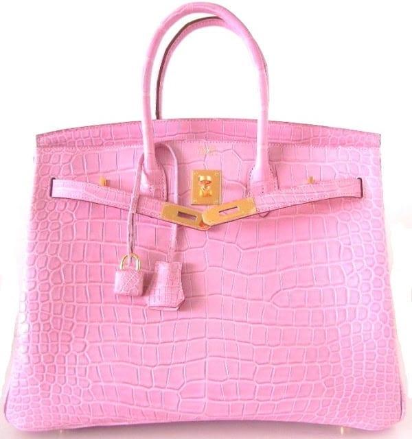 pink birkin hermes