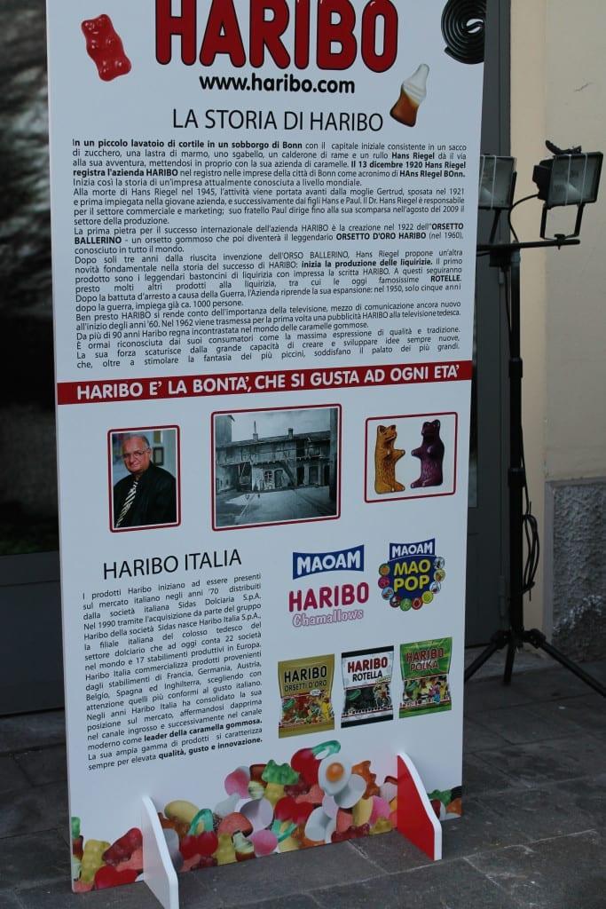 haribo e coccinelle