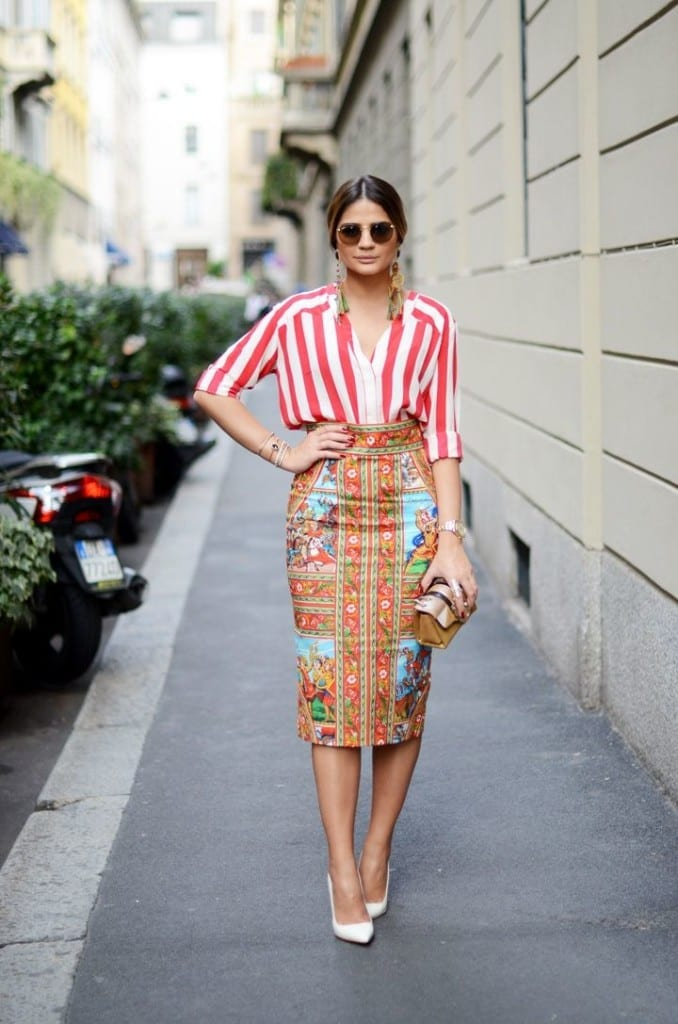 marinara camicia, sailor blouse,Chanel 2015 stripes, come vestire alla moda, elisa bellino, fashion blog italia, fashion blogger italia, best fashion blog italy, theladycracy.it