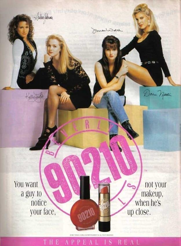 tendenze anni 90 beverly hills  1
