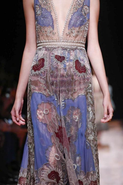 Valentino Ready to Wear Spring Summer 2015 in Paris,see through clothes, theladycracy.it, elisa bellino, fashion blog italia, fashion blogger italia,